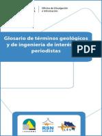 Glosario de Terminos Geologicos