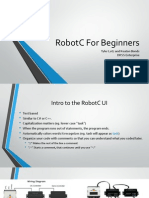 robotc tutorial