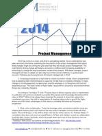 RefineM-2014 Project Management Trends