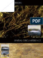 Spatial Circumference' CD Booklet (Social Interiors) - download to view