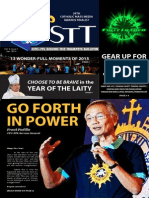 CFC-FFL STT Bulletin Vol. 2, No. 1 (January 2014)