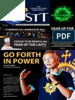 CFC-FFL STT Bulletin Vol. 2, No. 1 (January 2014)