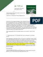 3 Wireshark TCP v6.0