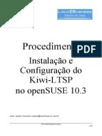 Instalacao e Configuracao Do Kiwi-ltsp No Opensuse 10.3