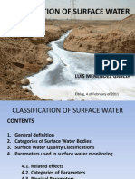 Surface-Water on the Surface
