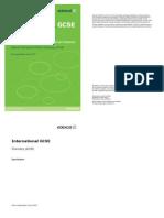 Chemistry Specification Copy-2