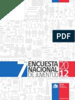 201308161327220.Septima Encuesta Nacional INJUV