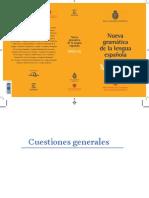 RAE Manual Nueva Gramatica