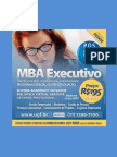 mba executivo em marketing