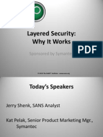 Layered Security Why It Works Webcast