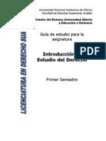1 Introduccion Al Estudio Del Derecho