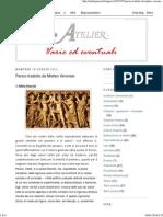 Atelier Persio Tradotto Da Matteo Veronesi
