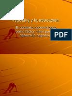 Vygotsky y la educación