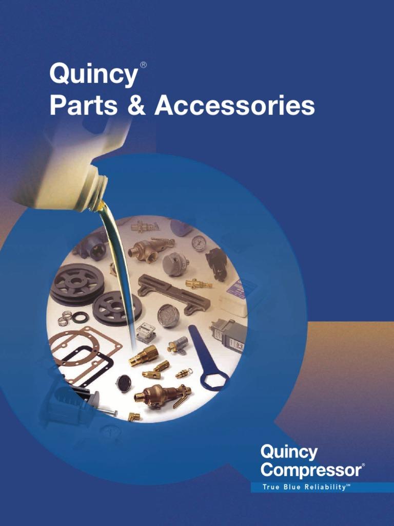 Quincy Partes Y Accesorios Valve Piston Duplex Air Compressor Wiring Diagram