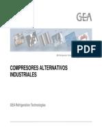 GEA1a-Compresores Alternativos Industriales GEA
