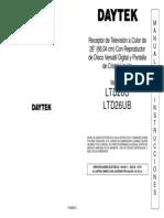 Spanish IB DAYTEK  LTD26U - LTD26UB.pdf