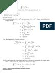 exercícios resolvidos de integrais de linha