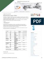 SolidWorks3D_ Exercício passo a passo - Parte 1
