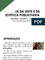História da Arte - 01 - Introdução e Primitivos