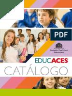 Aces EDUCACES Catalogo