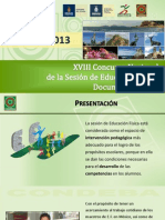 Documento Rector 2013
