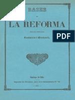 Bases Club de La Reforma