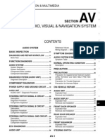 2008 Nissan Teana J32 Service Manual-AV
