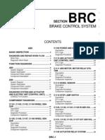 2008 Nissan Teana J32 Service Manual-BRC