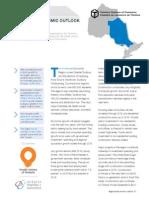 Regional Economic Forecast - Spring 2014