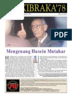 Bulletin '78 - Tribute To Husein Mutahar