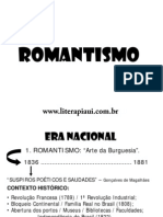 Romant is Mo