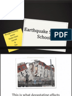 earthquake safety in schools