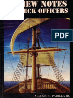 Review Notes for Deck Officers - Padilla