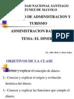 Tema 01 El Dinero