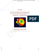 ELECTROMAGNETIC FIELD THEORY - Thidé