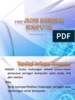 3. Topologi JarKom