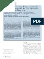 Meningite criptocócica em doentes com infecção VIH - análise retrospectiva dos casos seguidos no H.S.Marcos entre 1998 e 2004