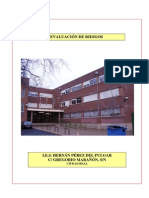 Evaluacion de Riesgos Laborales Ies Hernan Perez Del Pulgar
