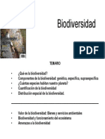 Clase 3 - Biodiversidad