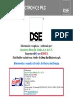 Manual DSE