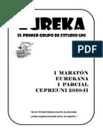Maraton i Primer Parcial 2010-II