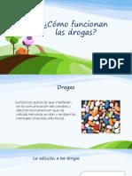 Cómo funcionan las drogas dfg