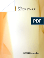 Nat3 - Quick Start