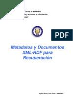 MetadatosDocumentosXML-RDF