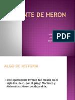 Fuente de Heron