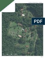 Visão do Campos de Saquarema via satélite