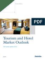 Deloitte Hotels Tourism Q2 2013
