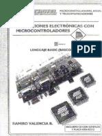 Aplicaciones Electronicas Con Microcontroladores Bascom Ramiro Valencia