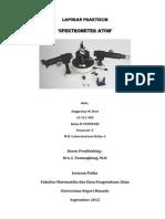 Spektrometer Atom