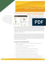 SolarWinds UserDeviceTracker Datasheet FR